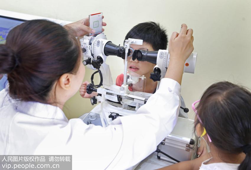弱视不是近视,儿童弱视的危害不可小觑