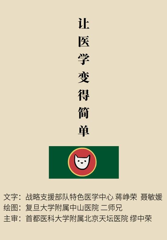 """猫大夫医学漫画""""供稿"""